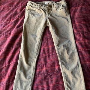Mossimo tan corduroy pants